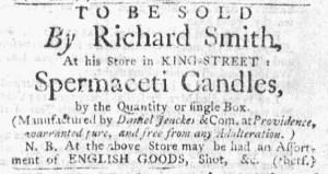 May 4 - 5:4:1769 Massachusetts Gazette Draper