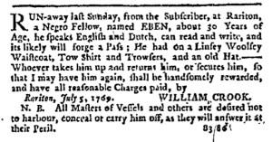 Jul 6 - New-York Journal Slavery 1