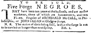 Jun 15 - Pennsylvania Journal Slavery 1