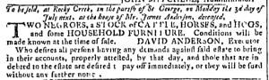 Jun 21 - Georgia Gazette Slavery 4