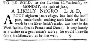 Jun 8 - Pennsylvania Journal Slavery 2