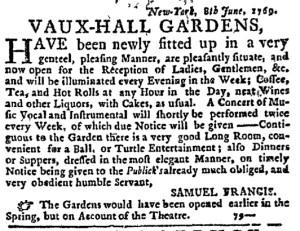 Aug 3 - 8:3:1769 New-York Journal