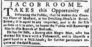 Jul 13 - New-York Chronicle Slavery 1