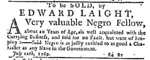 Jul 13 - New-York Journal Slavery 1
