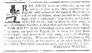 Jul 13 - South-Carolina Gazette Slavery 4