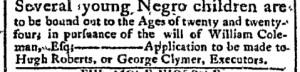 Jul 17 - Pennsylvania Chronicle Slavery 4