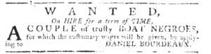 Jul 27 - South-Carolina Gazette Slavery 4
