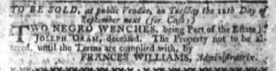Aug 24 - South-Carolina Gazette Slavery 4