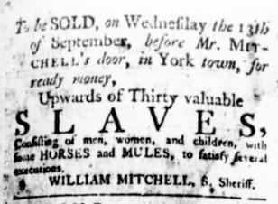 Aug 24 - Virginia Gazette Rind Slavery 3