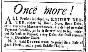 Providence Gazette | The Adverts 250 Project