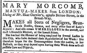 Sep 4 - 9:4:1769 New-York Gazette or Weekly Post-Boy