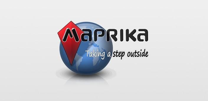 Maprika App