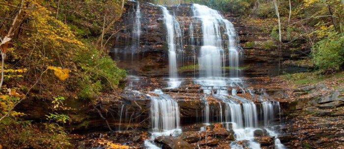 Pearson's Falls | Saluda Adventures