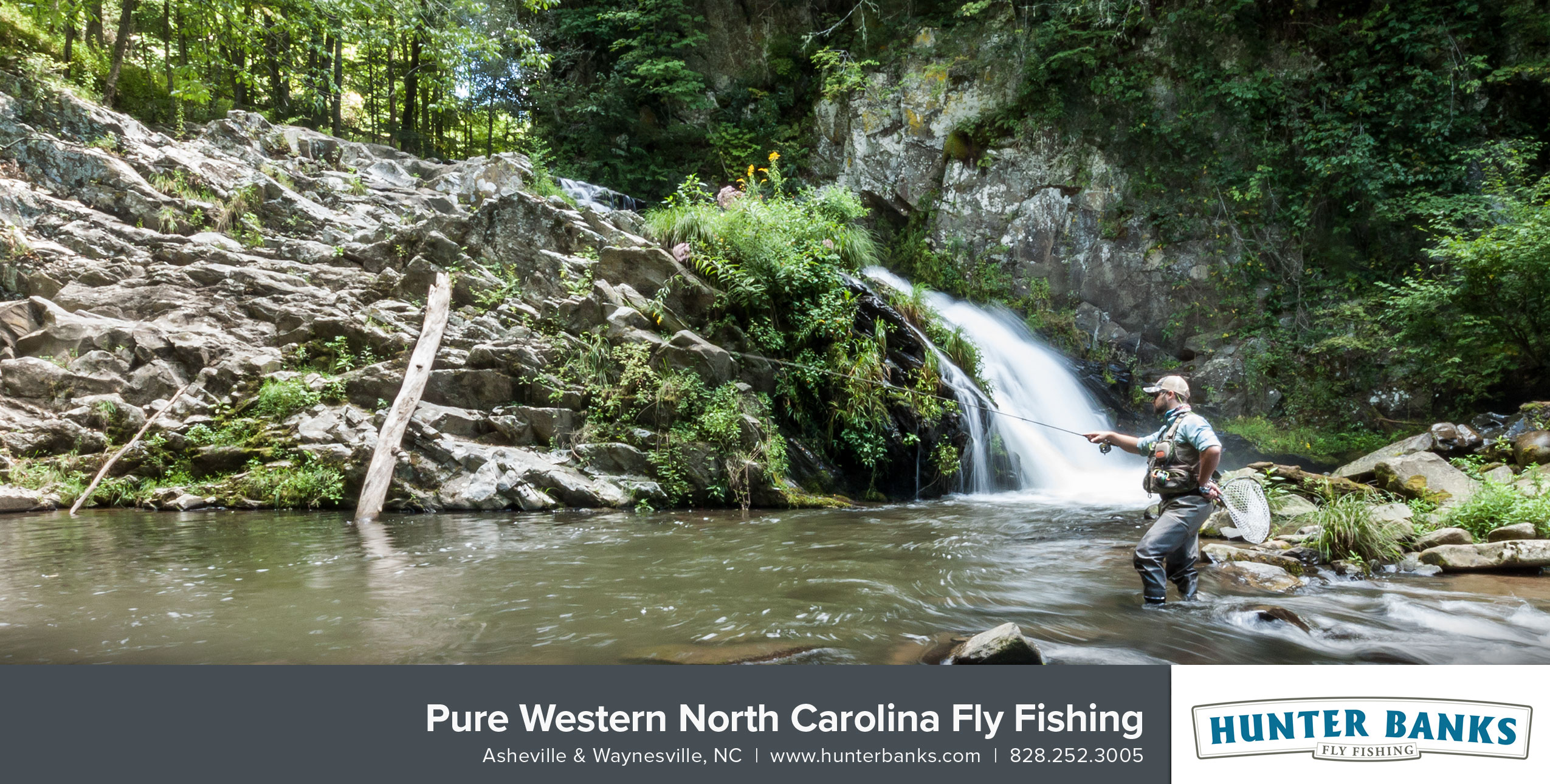 Asheville fly fishing guide the adventure collective for Fishing in asheville nc