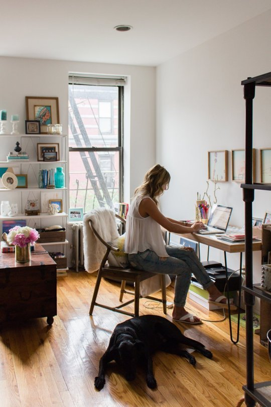 Apartment Therapy Home Tour