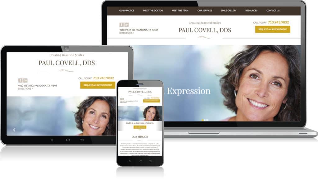 web design for doctors