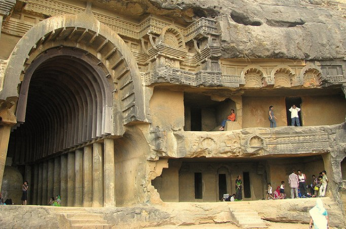Image result for image of elephanta caves
