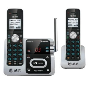 AT&T Dual Handset, Connect to Cell Answering System