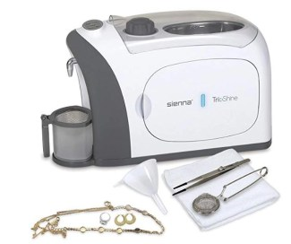 sienna trio shine 3 in 1 personal jewelry cleaner this is a stock photo from amazon