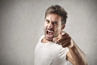 stock photo of an angry man shutterstock