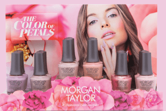 poster morgan taylor color of petals