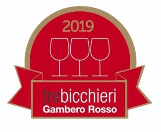 gambero rosso tre bicchieri logo 2019 for advicesisters.com article