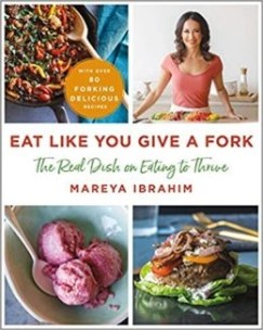 book cover eat like you give a fork