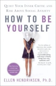 book cover how to be yourself