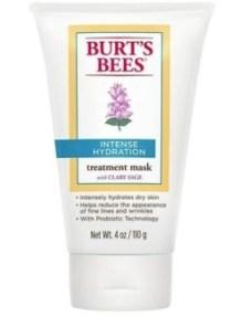 burts bees intense hydration moisture mask