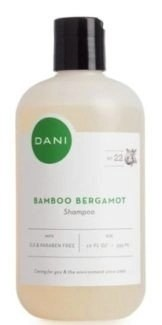 dani naturals bamboo bergamot shampoo $24 stock photo for advicesisters hair products story