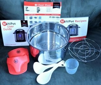 mealthy multi Pot accessories