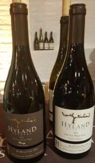hyland wine from oregon