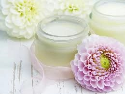 jar of skincare cream for advicesisters.com DIY at home spa