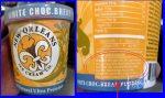 white choc  flavored ice cream1