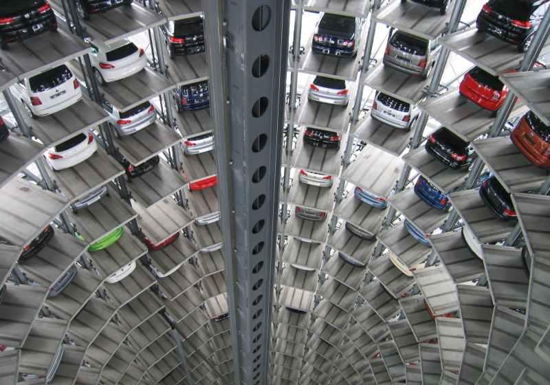 Mechanisch parkeren- Adviesbureau Omega