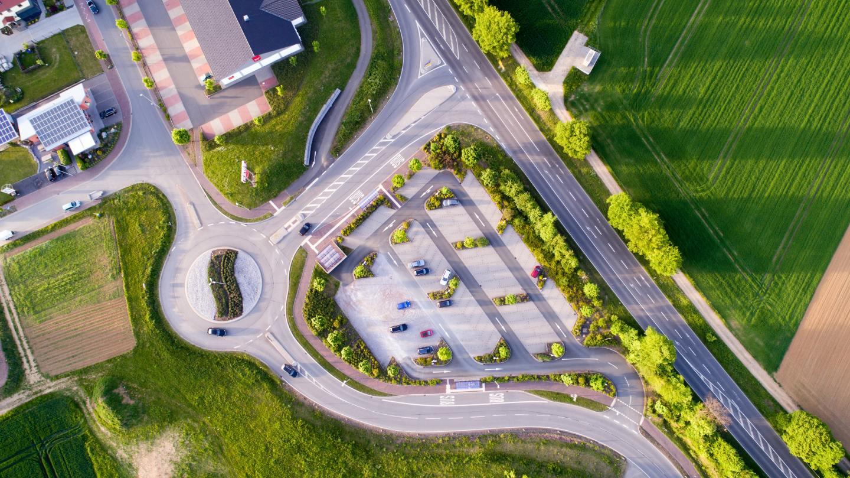 Ontwerp parkeervoorziening- Adviesbureau Omega