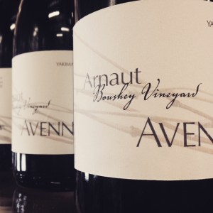 Avennia Arnaut Boushey Vineyard