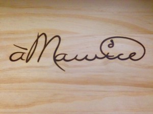 aMaurice Signature