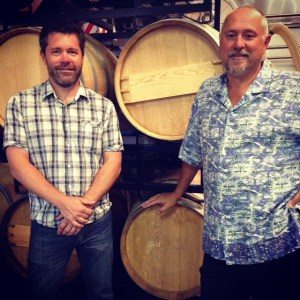 owners and winemaker of Avennia