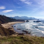 Ecola Park Cannon Beach Oregon