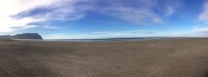 Seaside panoramic