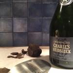 Charles Heidsick champagne