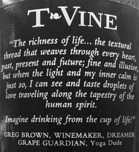 Napa Wine