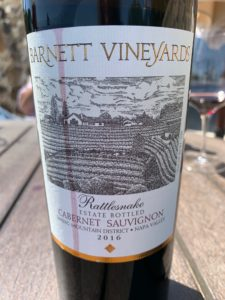 Spring Mountain napa wine