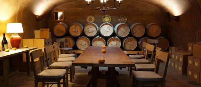 Alloro Vineyard: The Pleasures of the Table