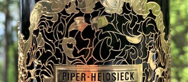 Champagne's Tête de Cuvées: Piper Heidsieck Rare