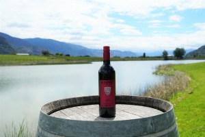 Okanagan Valley BC wine