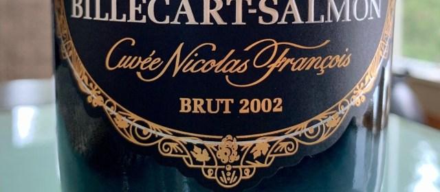 Champagne's Tete du Cuvées: Billecart-Salmon Cuvée Nicolas-Francois