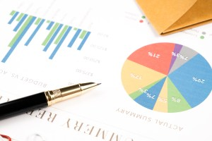 business and financial report
