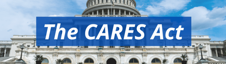 CARES Act Stimulus Package Update